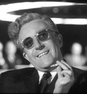 Peter Sellers as Dr. Strangelove lysander venible tax court help